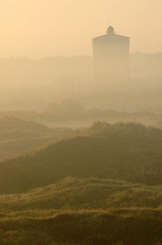 Watertoren van Katwijk Dunea