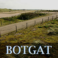 Schietbaan Botgat, oude situatie
