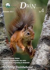 cover duin magazine duinbehoud nummer 4 winternummer 2013