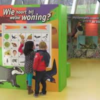 tentoonstelling woning gezocht bezoekerscentrum de hoep castricum pwn