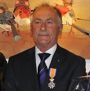 Koninklijke Onderscheiding Voor Duinconsulent!