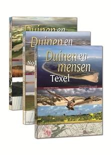 Duinen En Mensen Van Kennemerland Tot Texel (3 Delen Met Zeer Scherpe Prijs)