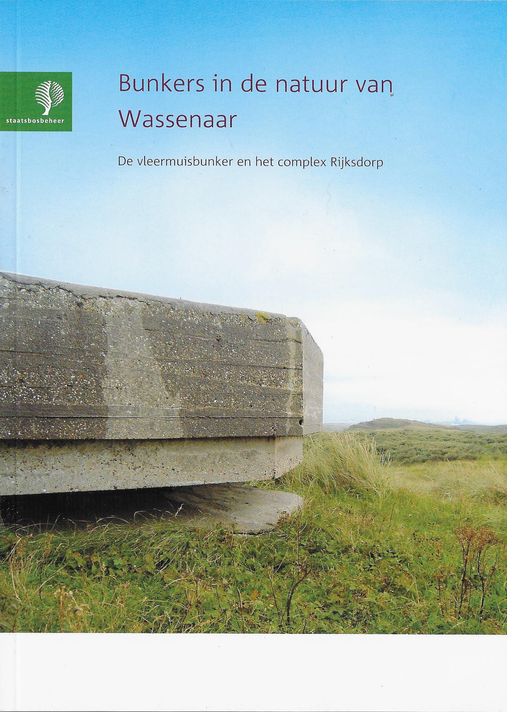 Bunkers In De Natuur Van Wassenaar