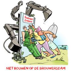 Niet Bouwen Op De Brouwersdam